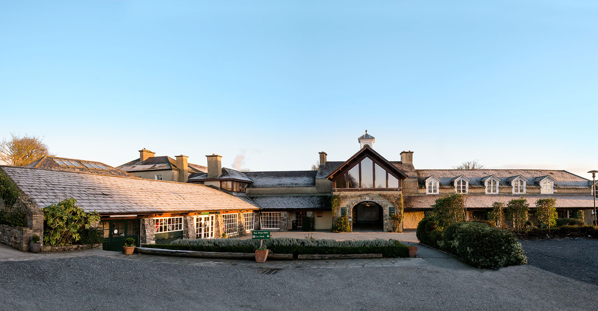 Hunter's Yard, Mount Juliet Estate, Co. Kilkenny